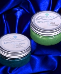 Set of Body Scrubs