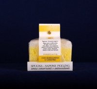 Soap with Purifying Sponge
